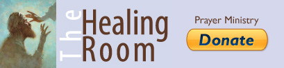 The Healing Room - Prayer Ministry