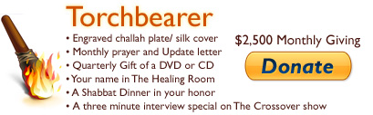 Torchbearer - $2,500 Monthly Giving