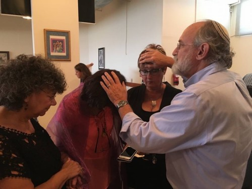 Prayer by Leader pic