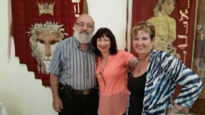 Mark with Rozalie and Susan (pic)
